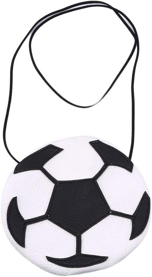 LWANFEI - Bolso Bandolera para niños, diseño de balón de fútbol ...