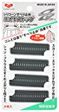 Estuary silicone non-slip ''Eight stop'' gray (japan import)
