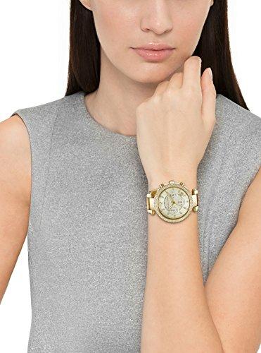 8bd8f443d3fa Michael Kors Women s Parker Gold-Tone Watch MK5354 by Michael Kors (Image  1