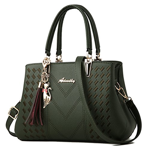 - ALARION Womens Purses and Handbags Shoulder Bag Ladies Designer Satchel Messenger Tote Bag