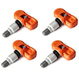 Autel Programmable TPMS 433Mhz Sensor --OE level Tire Pressure Monitoring System (With 4 PCS)
