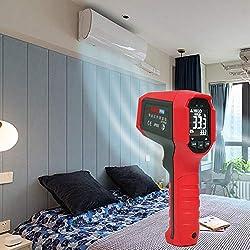 Handheld Digital Infrared Temperature Tester,UT309D Digital Temperature Tester Infrared Thermometer Handheld Sensor -35°C-650°C