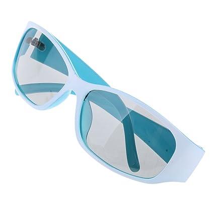 MagiDeal Tecnología Reald Gafas Polarizadas 3D para TV/Movies / Cinema/HD DVD -