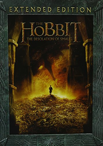The Hobbit: The Desolation Of Smaug (Extended Edition) (DVD + Digital HD + Ultraviolet)