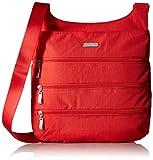 Baggallini Big Zipper bagg with RFID, Hibiscus