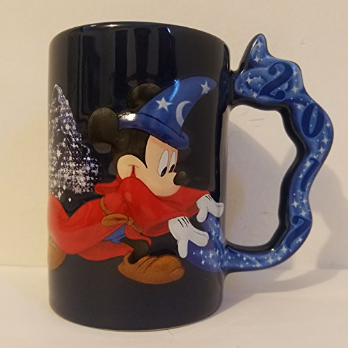 Disneyland Resort 2017 Sorcerer Mickey Mouse Jumbo Mug