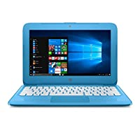 HP Stream Laptop PC 14-ax020nr (Intel Celeron N3060, 4 GB RAM, 32 GB eMMC) with Office 365 Personal for one year