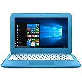 HP Stream Laptop PC 11-y010nr (Intel Celeron N3060, 4 GB RAM, 32 GB eMMC) Office 365 Personal one Year