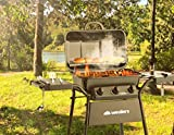 11 Piece Camp Kitchen Cooking Utensil Set Travel
