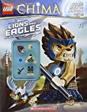 LEGO? Legends of Chima: Lions and Eagles (Activity Book #1) by Scholastic (2013-04-01)