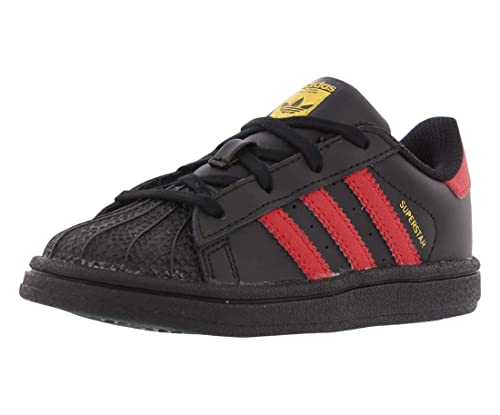cf416c9ee96e adidas Originals Unisex Superstar Foundation J Leather Sneakers  Buy Online  at Low Prices in India - Amazon.in