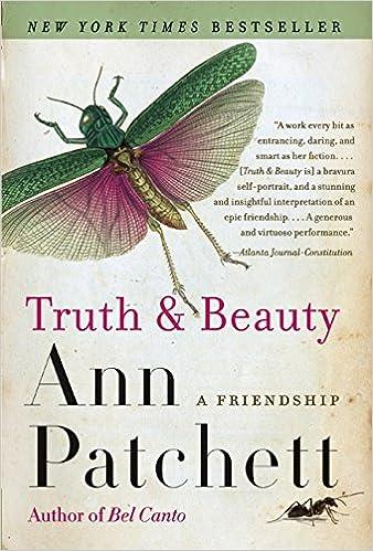 Truth & Beauty: A Friendship