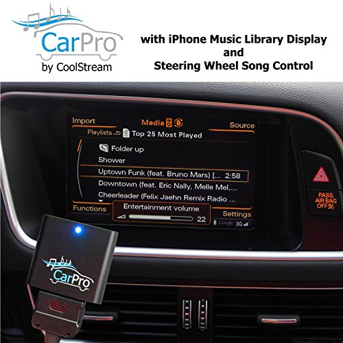 Bluetooth Adapter For Audi And Volkswagen IPod IPhone AMI