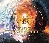 Kiske Somerville: City of Heroes (Audio CD)