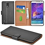 Best Samsung Phone Case For Note 4s - Aicoco Galaxy Note 4 Case Flip Cover Leather Review