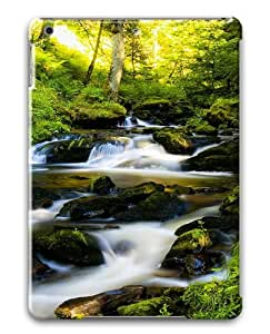 Black Forest Germany Custom Soft Case Cover Protector for Apple iPad Air/ iPad 5th Generation