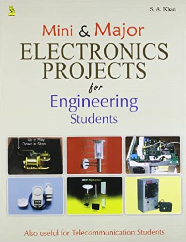 Buy Mini & Major Electronics Projects Book Online at Low Prices in ...