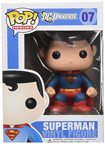 Superman Products : Funko Superman POP Heroes