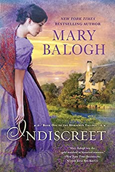 Indiscreet (The Horsemen Trilogy) by [Balogh, Mary]
