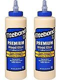 Titebond 5004 II Premium Wood Glue, 16-Ounces (Тwo Рack)