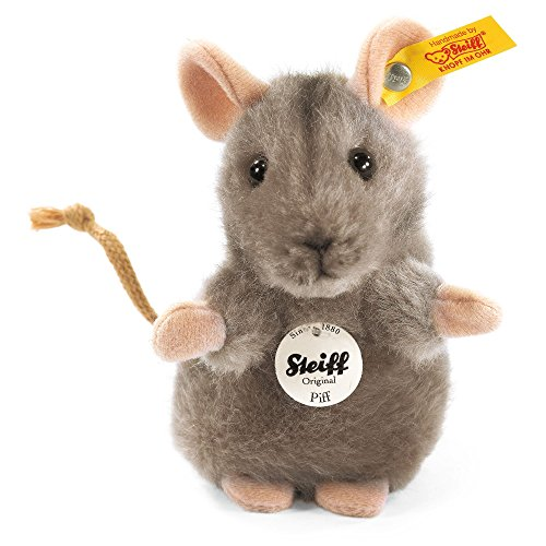 Steiff Piff Grey Mouse