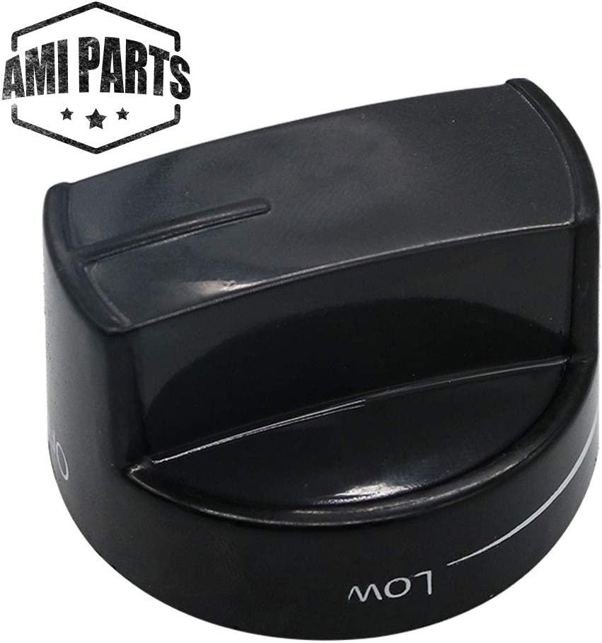 Burner Knob Stove Oven Knob W10339442 Burner Knob Stove Oven Knob Replacement Compatible with Whirlpool Stove Oven-Replaces PS11753188 WPW10339442 WPW10339442VP