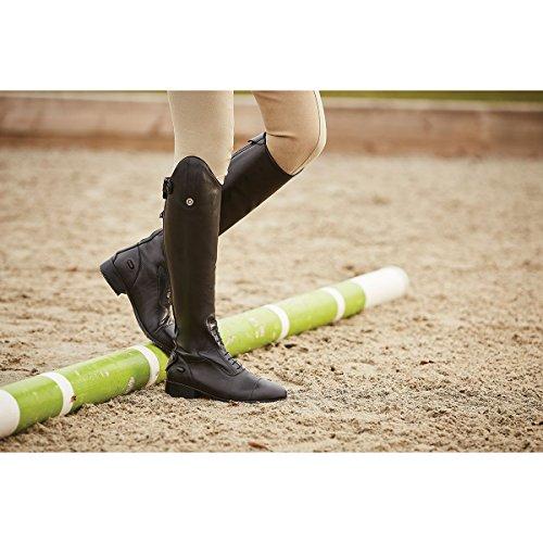 Dublin Galteemore campo lungo stivali da equitazione Black