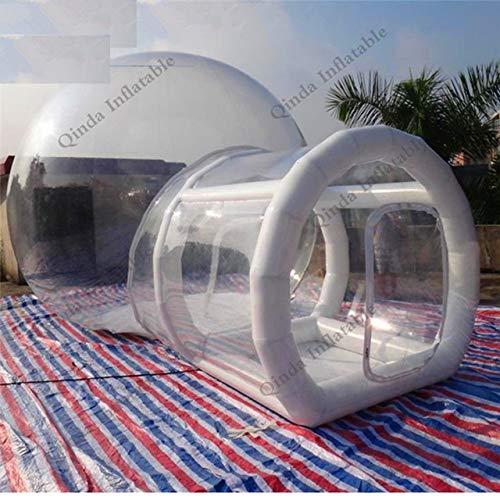XuBa Tienda de campaña Inflable Transparente de 3 m de ...