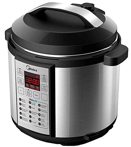 Midea Pressure Multi-Cooker 6L MY-WH6004
