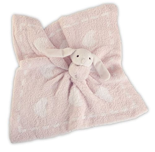 Barefoot Dreams CozyChic Dream Buddies, Pink/White, 16'' x 16'' by Barefoot Dreams