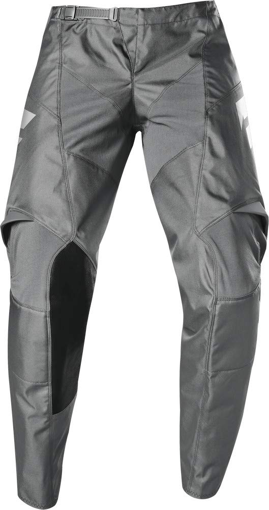 Grey 34 Shift Racing Whit3 Ghost Collection LE Mens Off-Road Motorcycle Pants