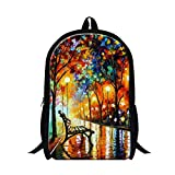 Generic illustration School Backpack for Students Girls Cute Bookbags for Teenagers