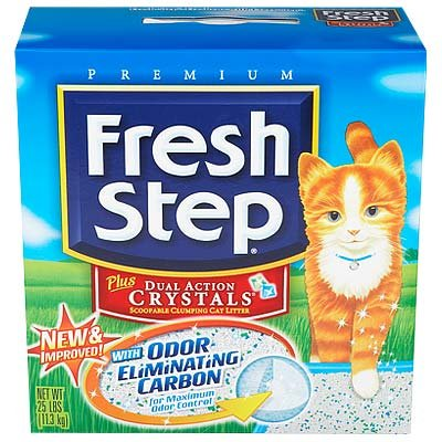 Fresh Step Action Crystals Litter product image