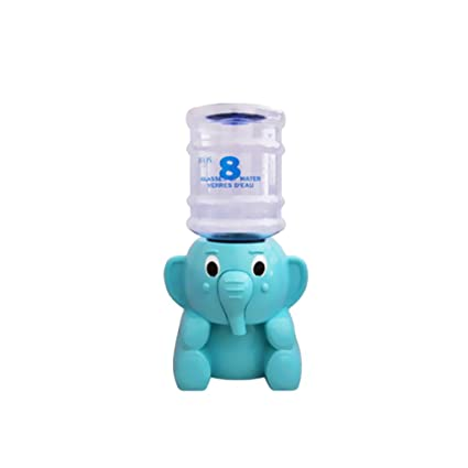 Generic Mini Dispensador de agua regulador de presión de agua Dispenser Para Oficina Casa botellas elefante