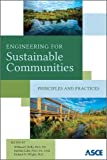 img - for Engineering for Sustainable Communities book / textbook / text book