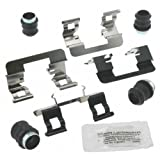 Raybestos H5786A Professional Grade Disc Brake Caliper Hardware Kit