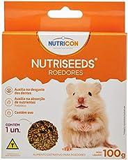 Nutriseeds Roedores Nutricon para Hamster Todos os Tamanhos de Raça Adulto