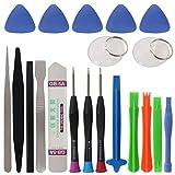 20 in 1 Mobile Phone Repair Tools Kit Spudger Pry Opening Tool Screwdriver ...