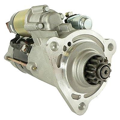 DB Electrical SMT0368 Starter For Mercedes Benz Truck Actros 1832 2005-On/Mercedes Benz OM541 OM542 OM942 Engines 1996-05 /A006-151-15-01 / M9T80472, M9T80473: Automotive