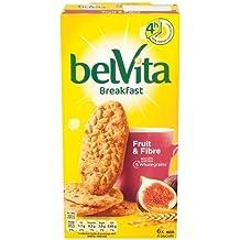 Belvita Breakfast - Fruit & Fibre Biscuits - 300g