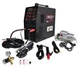 TIG Welder - LONGEVITY Tigweld 200sx - 200 Amp AC DC Tig/Stick Welder with Digital Display 110v 200v