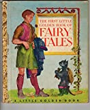 img - for First Little Golden Book of Fairy Tales, the book / textbook / text book