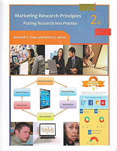 Marketing Research Principles Access
