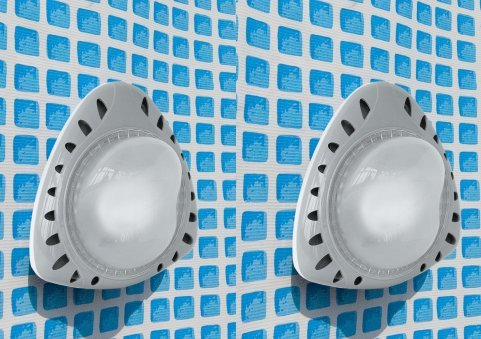 Intex Led Above Ground Pool Wall Light in US - 3