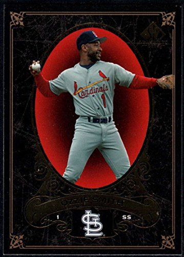 Baseball MLB 2007 SP Legendary Cuts #76 Ozzie Smith NM-MT Cardinals ()