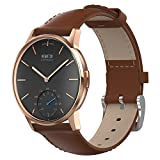 Newatch Casual Analog Sport Watch Men's Sleep and Activity Tracking Hybrid Smartwatch 164FT Waterproof Syncs with iPhone and Android Phones