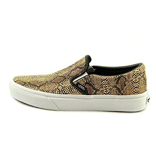 Vans Classic Slip on Damen Sneaker Schlange