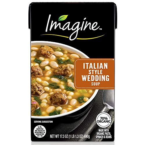 Imagine Soup, Italian Style Wedding, 17.3 oz.