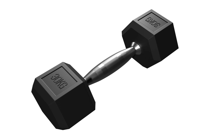 HOLD STRONG Fitness Hex-Dumbbells - Mancuernas hexagonales en ...