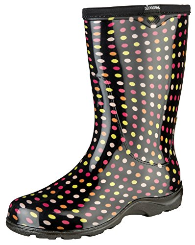 Sloggers Floral Collection Women's Rain & Garden Boot